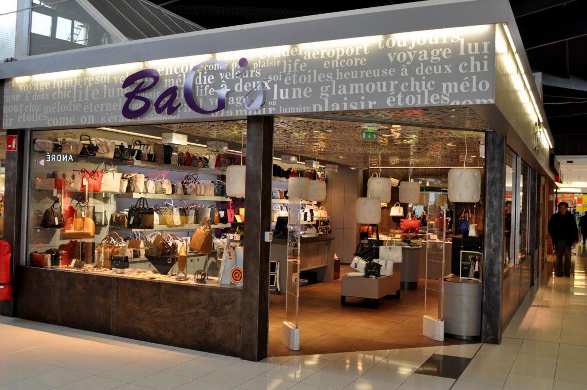 Photo de la boutique Bag's de Chamnord