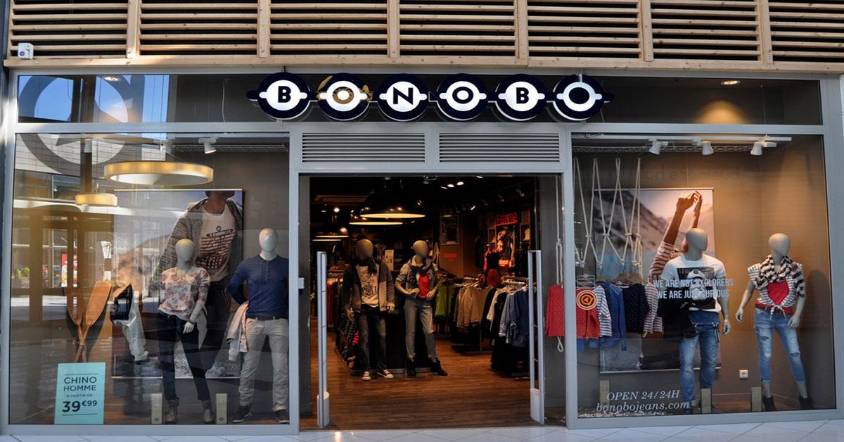 Photo de la boutique bonobo à Chamnord