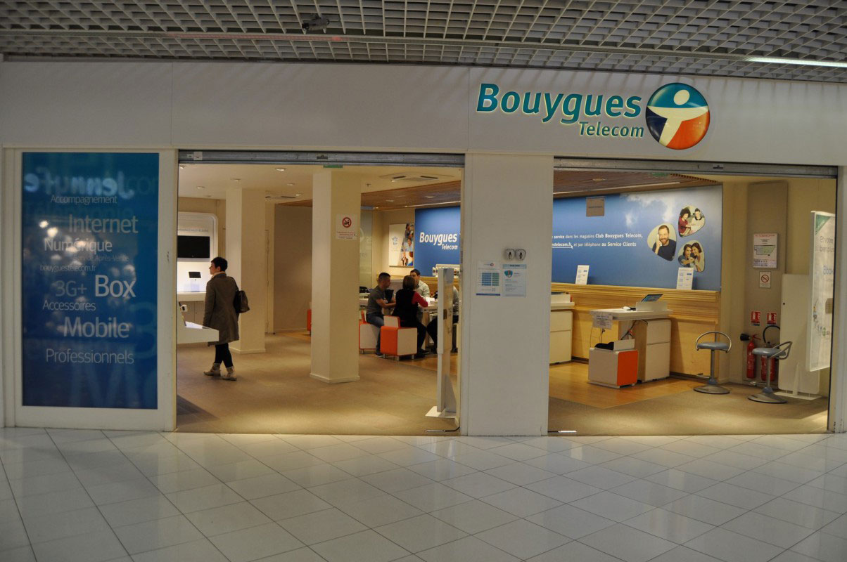 Photo de la boutique Bouygues Telecom à Chamnord