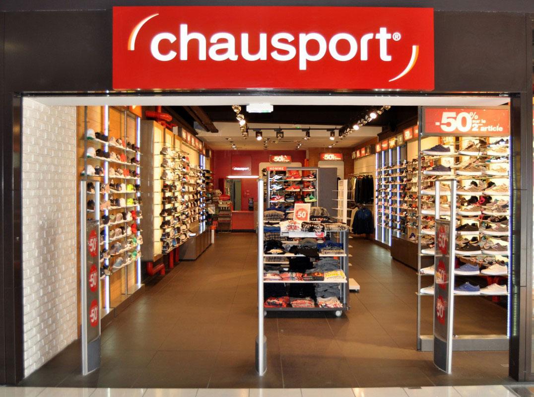 Photo de la boutique Chausport à Chamnord