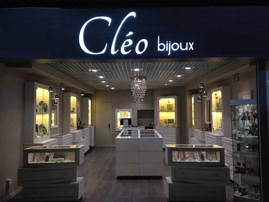 Photo de la boutique Cléo Bijoux à Chamnord
