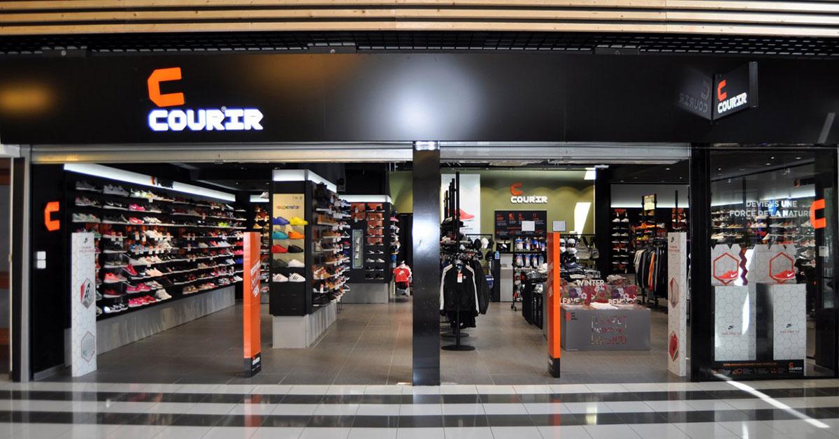 Photo de la boutique Courir à Chamnord