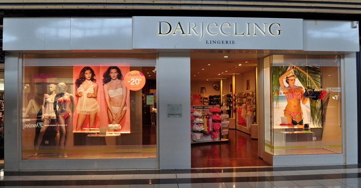 Photo de la boutique Darjeeling à Chamnord