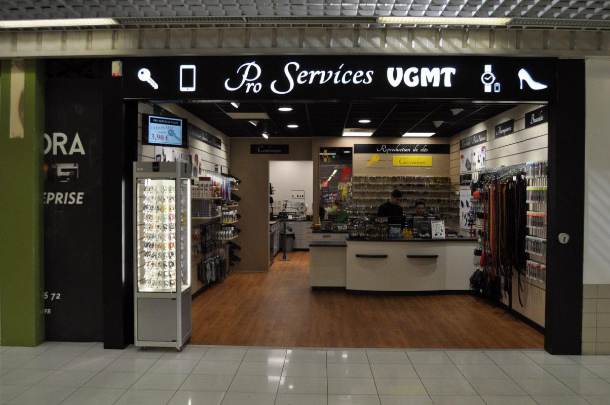 Photo de la boutique pro service vgmt