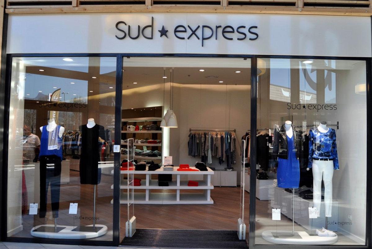 Photo de la boutique sud express à chamnord