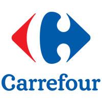 Logo du supermarché Carrefour à Chamnord