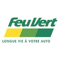 Logo du centre auto feu vert à chamnord