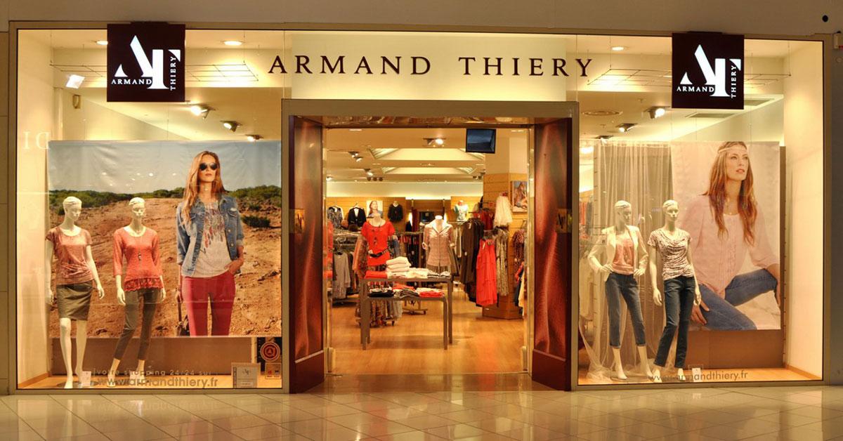 Photo de la boutique Armand Thiery de Chamnord
