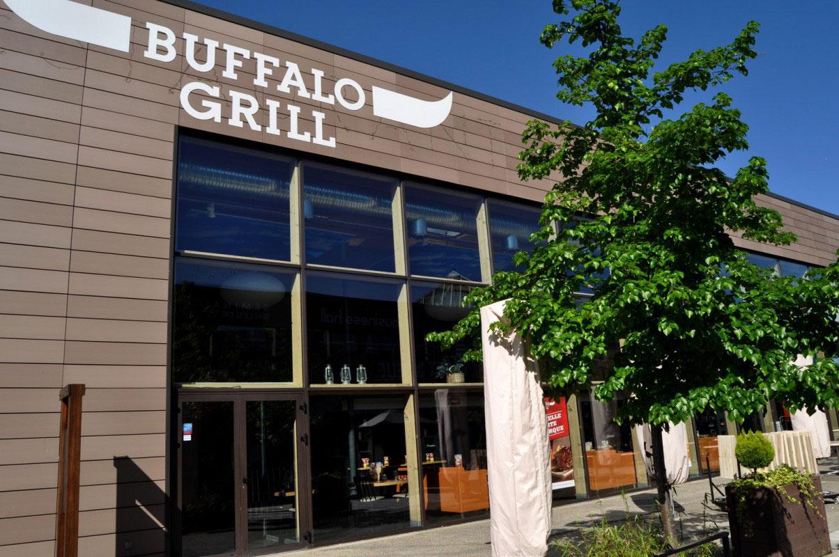 Photo du restaurant buffalo grill de chamnord