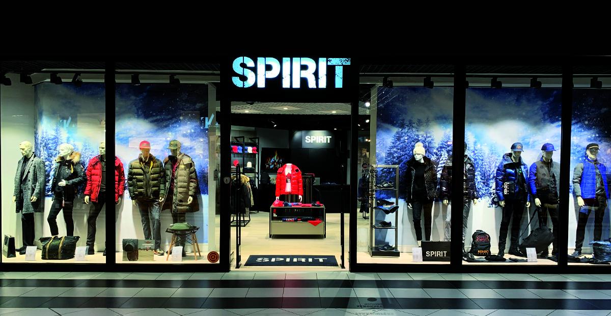 Spirit boutique Chamnord